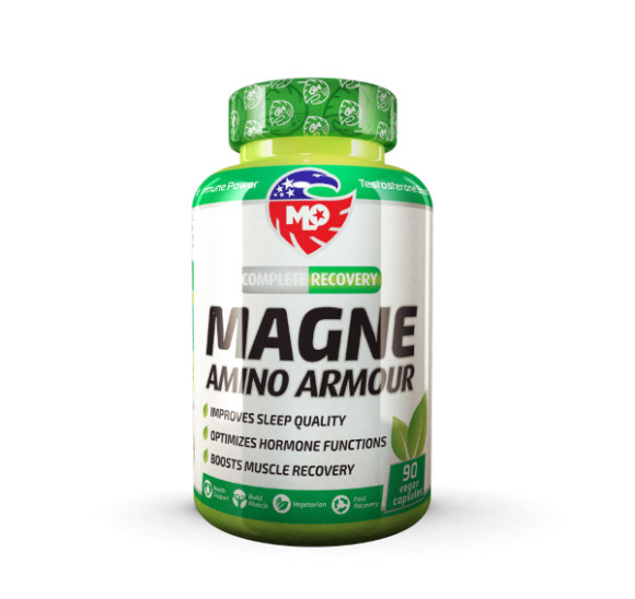 Green Magne Amino Armour