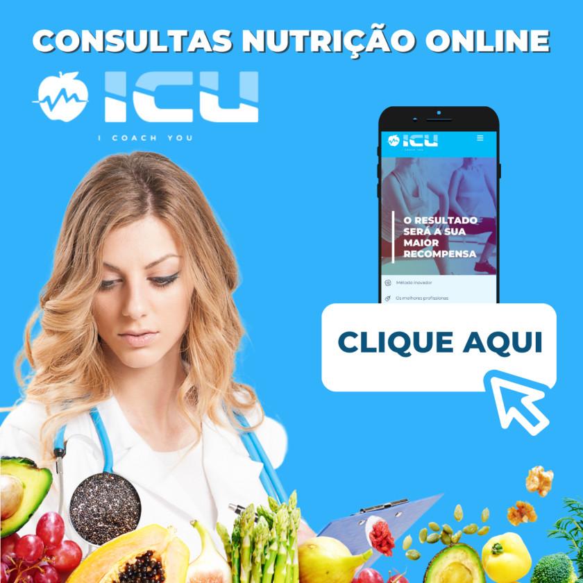 Consultas de nutrição online - Consultas de nutrição online ICU